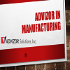 ADVIZOR Takes on Manufacturing with CEO and President Doug Cogswell